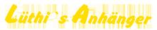Lüthi's Anhänger Logo